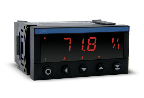 Digital Panel Meter Pressure Transducer : Bristol instruments panel meters pressure transducers